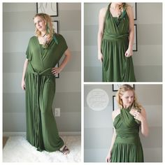 Easy-to-Sew Infinity Dress: DIY Wrap Dress Tutorial - See Cate Create