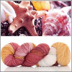 """""""Starfish"""" expressions fiber art"""