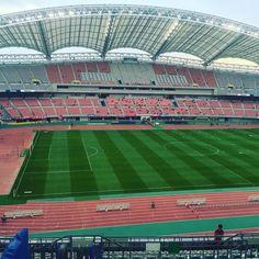 Marinos vs Albirex.. vamos marinos!! #yokohama #yokohamafmarinos  #niigata #marinos #soccer #football #japan #jleague by esporte_clube_niiagta