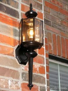 Redo The Porch Light - 150 Remarkable Projects and Ideas to Improve Your Home's Curb Appeal