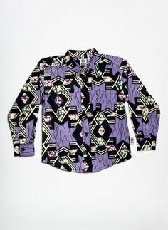Billy shirt purple star #Kwadusa