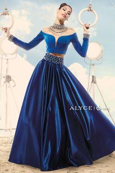 ALYCE Paris prom dress style #2475