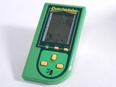 80s Retro Takatoku Toys LCD Game Dotchidabe Made in Japan Great Condition #TakatokuToys