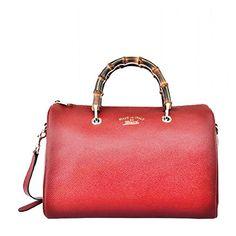 b038798ba597f6 Gucci Lady Lock Red Satin Evening Clutch Bag 331825 #handbag #shoulderbag # Gucci #
