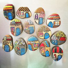 #taşboyama #tasarim #stones #sipariş #design #dekorasyon #decoration #unique…