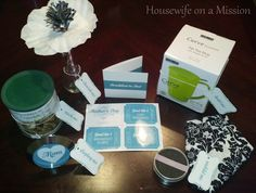 Housewife on a Mission: Sesame Gifts ~ Perfect For Mother's Day