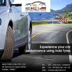 Experience your car performance using Indo Tyres