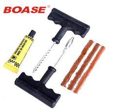 New arrival Auto car repair tools tire repair kit set flat motorcycle car wheel plug tool small pocket plugger #Affiliate