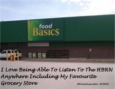 The Home BusinessRadio Network is great to listen to wherever you go including shopping. http://homebusinessradionetwork.com/c/KimPinder @homebusradio #hbrn