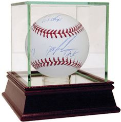Dwight Gooden Signed MLB Baseball w/ 'Dr. K, 85 CY, 86 WS Champs, 84 ROY' Inscriptions