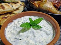 Today you will find here our absolutely favorite sauce that we prepare to serve with grilled meat or simply as appetizer withfresh pita bread. It's a very versatil sauce, if you you athinne…