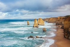 Great Ocean Road, Victoria, Australia — Nadya's Side Of The Road