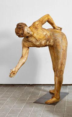 Art from Spain - Francisco Leiro Lois - 1957 Pontevedra. Human Sculpture, Abstract Sculpture, Wood Sculpture, Contemporary Sculpture, Figurative, Mascara, Sculpting, Spain, Artisan