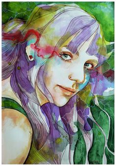 Tereza by jane-beata.deviantart.com on @deviantART