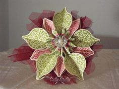 SU Catalog Cover Ornament by 101Airborne - Cards and Paper Crafts at Splitcoaststampers