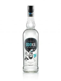 Oddka Vodka Review: 4★   $14.99 per 750mL   VodkaBuzz.com, Vodka Ratings and Vodka Reviews