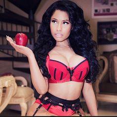 Nicki Minaj 2014 Halloween Costume