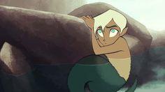 High Tide Mermaid animated short!