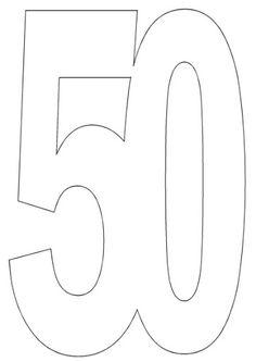 diff things – linda statham – Picasa Nettalbum 50th Anniversary Cards, 50th Birthday Cards, Birthday Numbers, Birthday Wishes, Marianne Design, Alphabet And Numbers, Birthday Balloons, Paper Cards, Card Templates