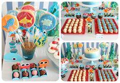 Sea Botton Party