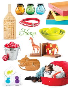 Gift Guide for the Home / Kiwi Magazine