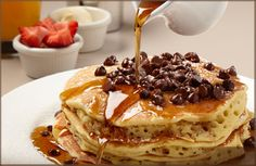 ELLY's PANCAKE HOUSE (Chicago) more than just mouthwatering pancakes!  Love the ginger pancakes she makes, HOLLY M