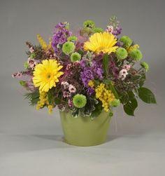 Flower Idea Summer Wedding Centerpieces | Summer Weddings - Centerpiece Ideas