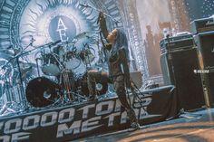 """Hace poco más de una semana terminó la 7ª edición de 70000 Tons of Metal, """"el crucero de Heavy Metal más grande del mundo"""" y…"""