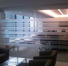 Decorative Film Installations by NY Window Film , via Behance