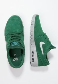 6e7d171e9a2 Nike SB STEFAN JANOSKI MAX - Sneakers laag - gorge green metallic  silver clearwater
