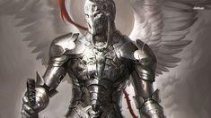Fantasy - Angel Warrior  - Angel Wallpaper