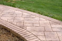 stamped concrete | Welcome to Belvedere Home Improvements