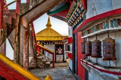 Durpin Monestery Kalimpong Photo by Anand Lepcha -- National Geographic Your Shot