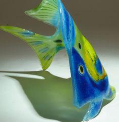 Art Glass turtle from Kela's...a glass gallery on Kauai