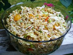 Oriental Salad with Ramen Noodles and Mandarin Oranges! – I don't know about the oranges…but I'm down for some ramen salad LOL Oriental Salad with Ramen Noodles and Mandarin Oranges! – I don't know about the oranges…but I'm down for some ramen salad LOL Ramen Noodle Salad, Ramen Noodles, Asian Recipes, Healthy Recipes, Yummy Recipes, Healthy Foods, Recipies, Yummy Food, Dessert Recipes