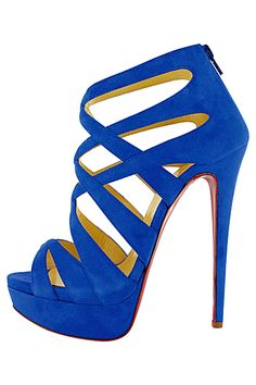 Christian Louboutin - Women's Shoes - 2011 Spring-Summer