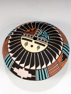 Acoma Pueblo Hand Coiled Pottery by Terrance M Chino Sr.