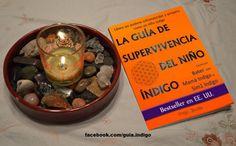 Literalmente un libro guía.  ¡Obten tu copia aquí! ---- Libro de bolsillo y en eBook http://virgoebooks.com/la-guia-de-supervivencia-del-nino-indigo.html