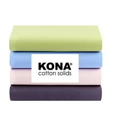 Kona Cotton Solid Quilt Fabric - Prepared For Dyeing
