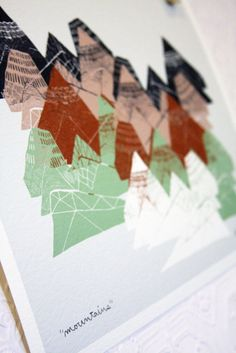 Mountains by Leah Duncan