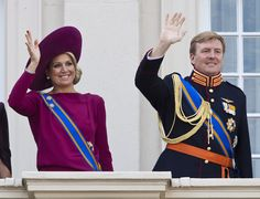 Dutch royals: programme released for Willem-Alexanders inauguration - Photo 1 | Celebrity news in hellomagazine.com