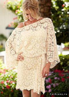 Вязаная мода (ниточная красота) / модное вязание 2013