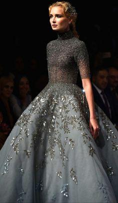 Michael Cinco Haute Couture Fall 2017