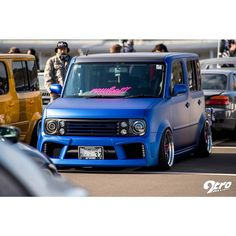 . . . . Via - @9tro_alliance . Toaster/rubix stickers available now from www.toastermafia.bigcartel.com or click the link in the page description! You know you need one!  . . ------------------------------ .  Submit pics - ig.toastermafia@gmail.com .  #toastermafia #boxedlifestyle #thinksquare #squaresquad #cube #bb #toyotabb #scionxb #xb #nissancube #smx #hondasmx #stance #stancenation #car #stanceworks #fitment #awesome #jdm #boso