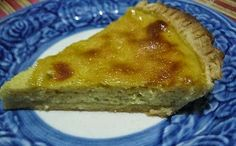 Egg Pie Filipino Recipe   Filipino Foods And Recipes - Pinoy foods at its finest.