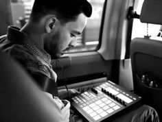 MIKE SHINODA, always looking cute and always working on something