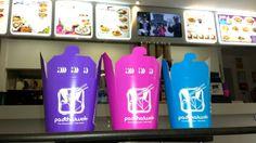 Nuevos recipientes para el servicio Take Away y Domicilio de #PadthaiWok Restaurantes. Ahora tus pedidos vendrán ¡de colores! / New recipes for Take Away & Delivery Service in #PadthaiWok Restaurants. Now, your orders will come, in colors!!
