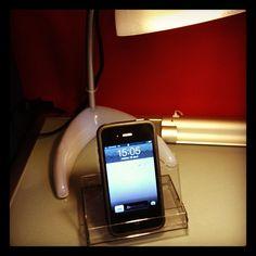 Reutilizando una vieja cinta de casete #iPhone