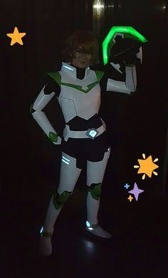 Finished Pidge Cosplay 2/2