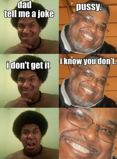 Dad, Tell a Joke